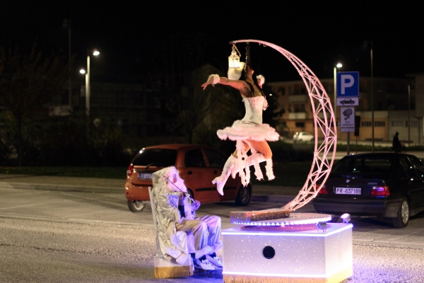 Christmas Carrousel - Giostra itinerante